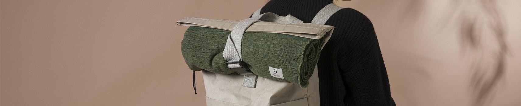 Rifò Blanket in Regenerated Cashmere | Agemina Boutique